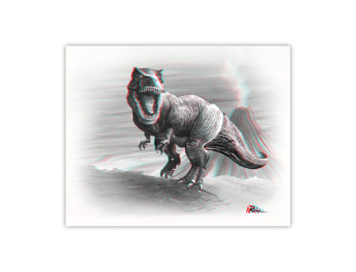Dinosaurs Of Canada 3D: Tyrannosaurus Rex