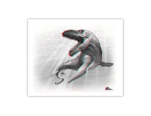Dinosaurs Of Canada 3D: Tylosaur