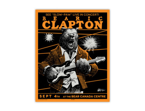 Bearic Clapton