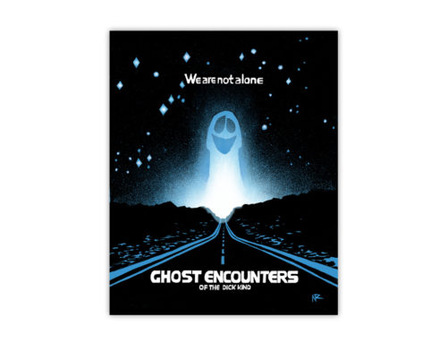 Ghost Dick Does Hollywood: Ghost Encounters of the Dick Kind